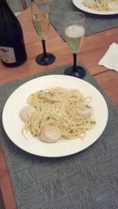 scallop pasta 2